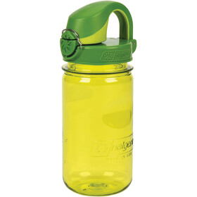 Nalgene Everyday OTF Borraccia 350ml Bambino, verde/giallo